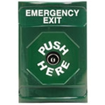 STI Emergency Exit Buttons & Switches