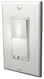 ACT PCC RD134I A10, 120 VAC, 300W, Single Inductive Wall Mounted Dimmer Switch