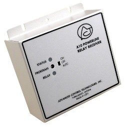 ACT PCC RB104 A10, 120/208VAC, 30A, SPDT Relay Receiver