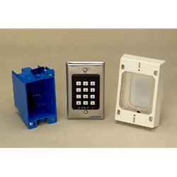 Securitron DK-11W Digital Keypad Single Gang With Wiegand Output