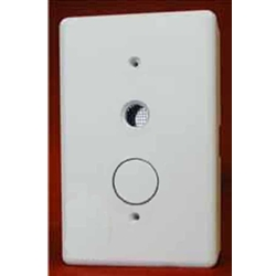 Plastic Surface Mount - All Weather - Remote button - Stainless Steel Screws
