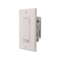 WT00Z-1 3-Way Wall Mount Accessory Dimmer/Switch