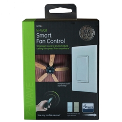 12730 Z-Wave In-Wall Smart Fan Control