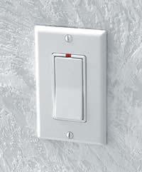 Leviton 6291 Wi 15 Amp Wall Switch