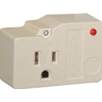 DTK-1F Single Outlet Surge Protection