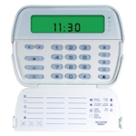 DSC PK5501 PowerSeries 64-Zone Fixed-Message LCD Keypad
