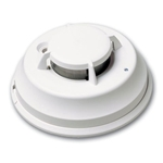 DSC FSA-410BST 4-Wire Photoelectric Smoke & Heat Detector w/ Sounder