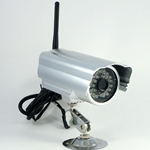 FI8904W Wireless Outdoor IP Camera with 6mm lens