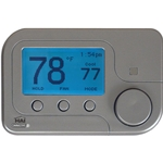 HAI RC-1000SL Omnistat2 Conventional & Heat Pump Thermostat - Silver