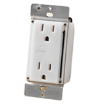 Intermatic HomeSettings HA01C Wall Receptacle