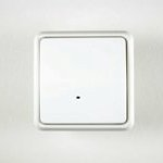 Homepro ZDW230 Z-Wave 500 Watt Dimmer, 3-way, 3-wire, (Euro)