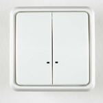 Homepro ZDM230 Z-Wave 500 Watt Dimmer, 3-way, 3-wire, (Euro)