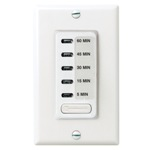 Intermatic EI205W Electronic In-Wall Countdown Timer - White